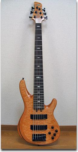 Stevie glasgow yamaha trb 1006 bass for Yamaha 6 string bass